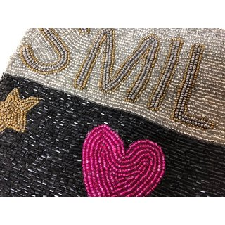 Cavafleur Clutch  Smile